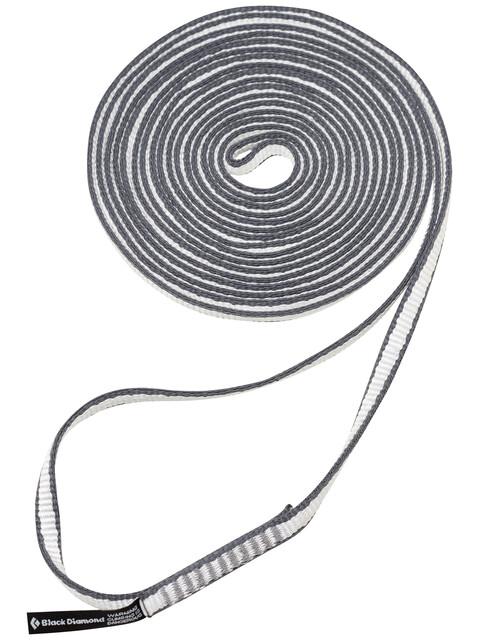 Black Diamond Dynex Runner 240cm / 10 mm gray